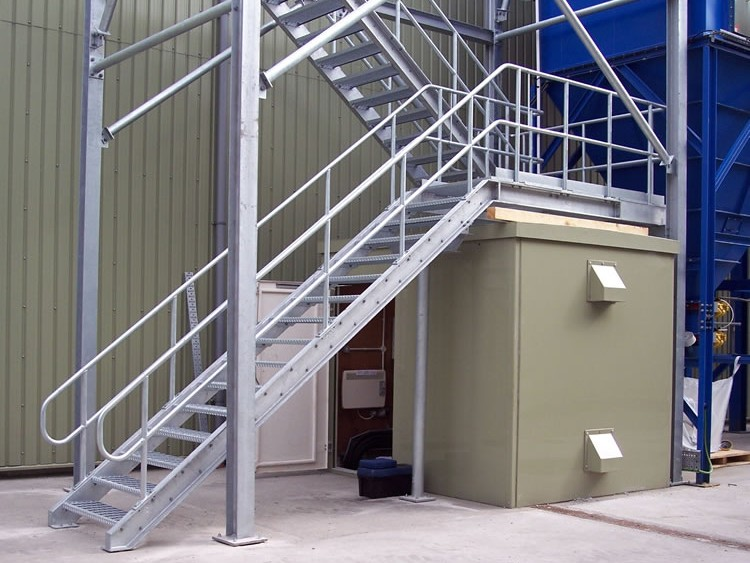 Bespoke and Precision Engineering Fabrication and Erection