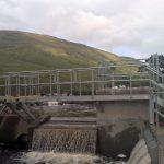 Platforms help maintain new hydro scheme