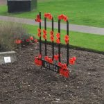NEWCo team supports Remembrance Day