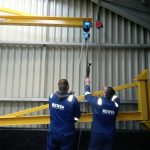 Lifting systems in place for Marine Harvest
