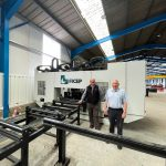 Production increases due to equipment install